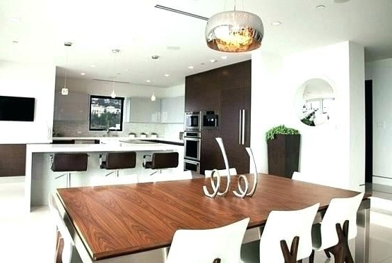 Beautiful Lighting Above Kitchen Table (View 11 of 20)