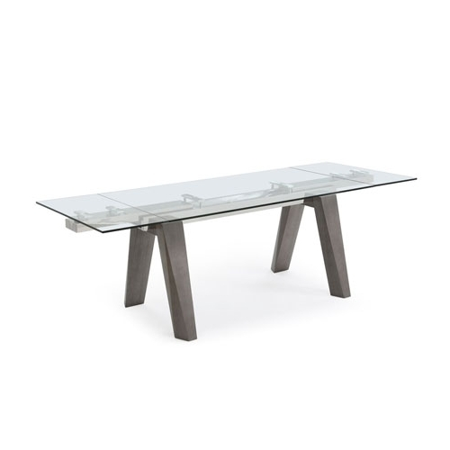 Bellacor With 2018 Valencia 72 Inch Extension Trestle Dining Tables (View 9 of 20)