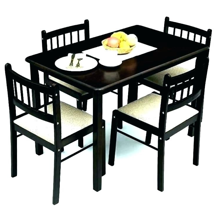 Best And Newest 4 Seater Dining Set Small 4 Table Awesome 4 Seat Dining Tables With Regard To Small 4 Seater Dining Tables (View 2 of 20)