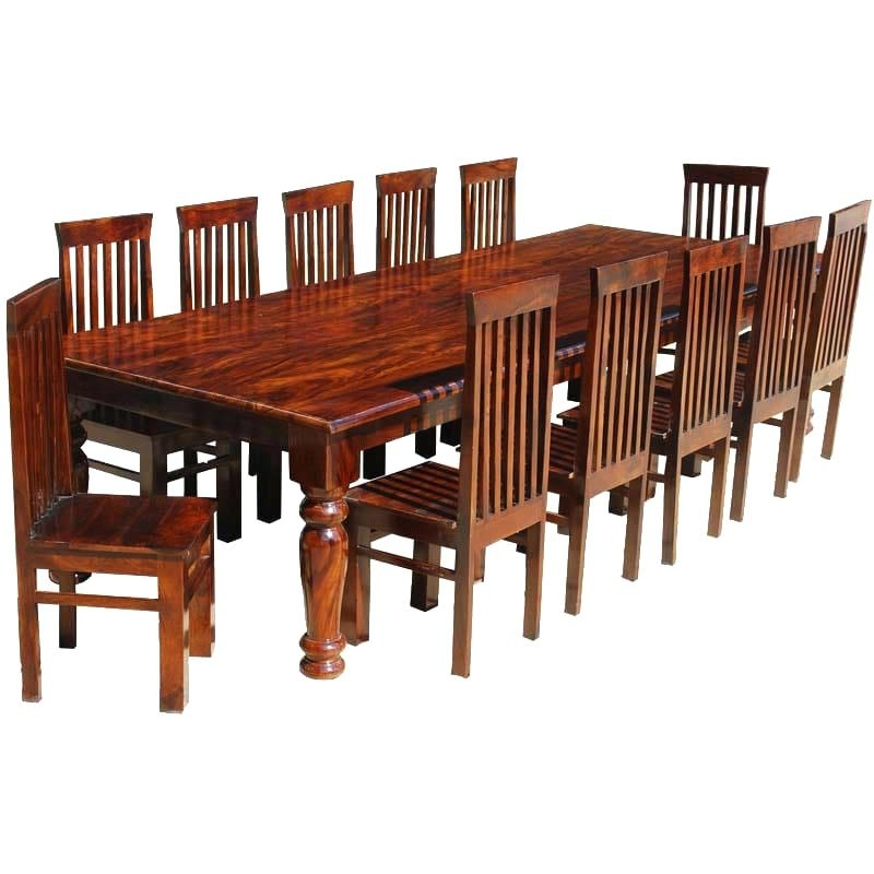 Best And Newest 8 Seater Rustic Dining Table And Chairs – Chair Design Collection With Regard To 8 Seater Oak Dining Tables (View 9 of 20)