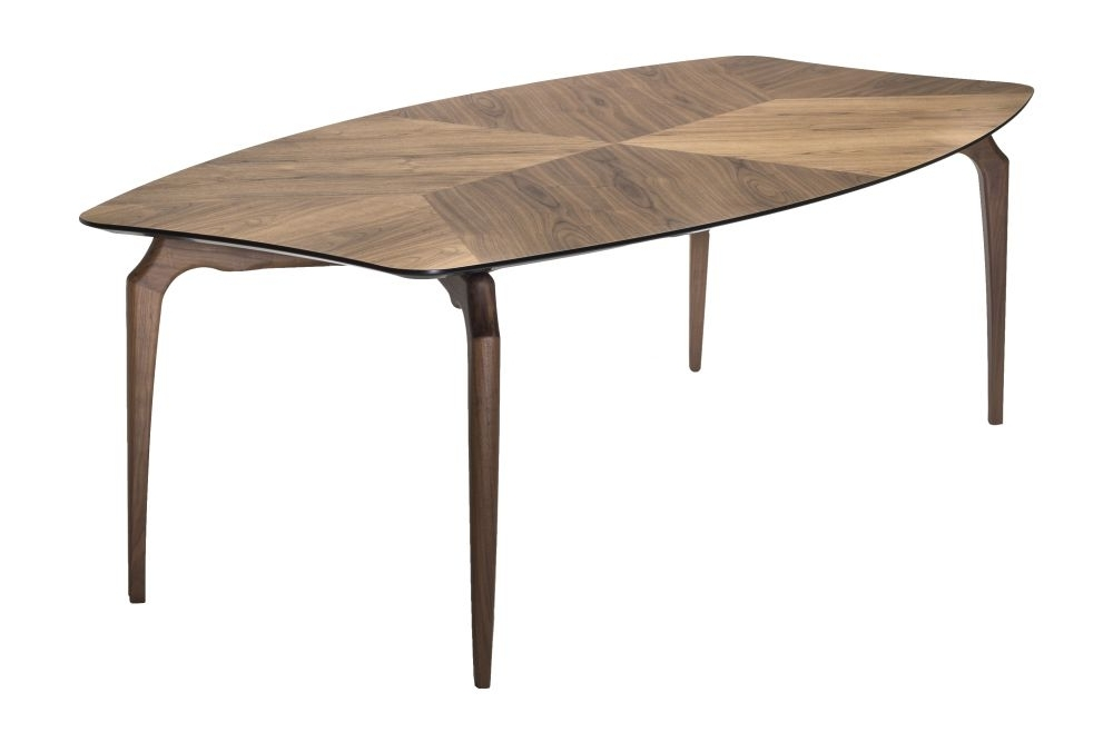 Best And Newest Barcelona Dining Tables Regarding Gaulino Dining Table – Wood Topbd Barcelona Clippings (View 11 of 20)