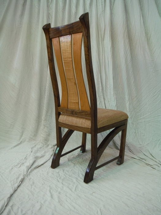 Best And Newest Chester Dining Chairs In Walnut  Bearkatwood @ Lumberjocks Regarding Chester Dining Chairs (View 5 of 20)