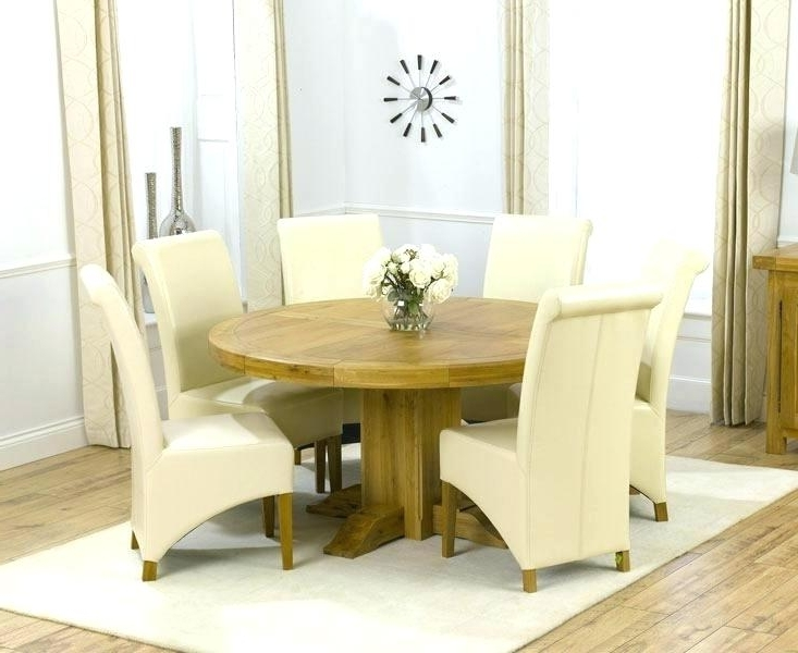 Best And Newest Cream Dining Tables And Chairs Throughout Cream Dining Table Cream Dining Table Set Extending Dining Table (View 2 of 20)