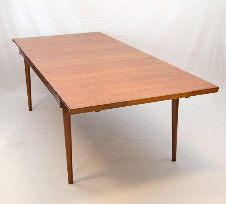 Best And Newest Danish Dining Tables For 59 Best Danish Tables Images On Pinterest Extendable Teak Dining (View 2 of 20)