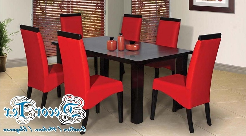 Best And Newest Dining Room Suites With Romano Dining Room Suites Decortex (View 1 of 20)