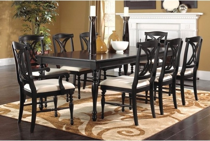 Best And Newest Dining Tables With 8 Chairs Within  (View 3 of 20)