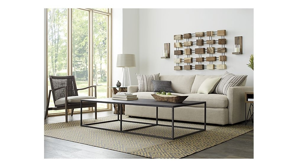 """Best And Newest Elm Grande Ii 2 Piece Sectionals With Lounge Ii 93"""" Sofa + Reviews (View 2 of 15)"""