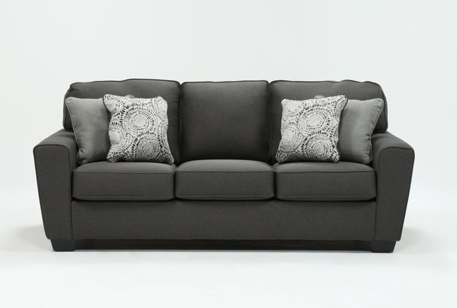 Best And Newest Mcdade Graphite 2 Piece Sectionals With Laf Chaise With Mcdade Graphite Sofa (View 4 of 15)