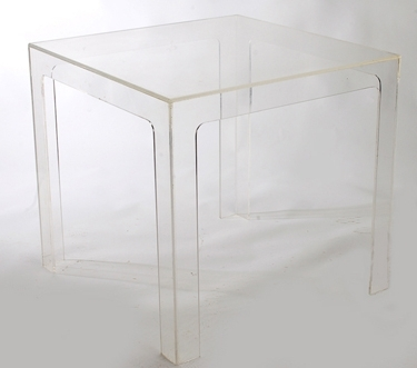 Best And Newest Modern Acrylic Dining Table In Acrylic Dining Tables (View 9 of 20)