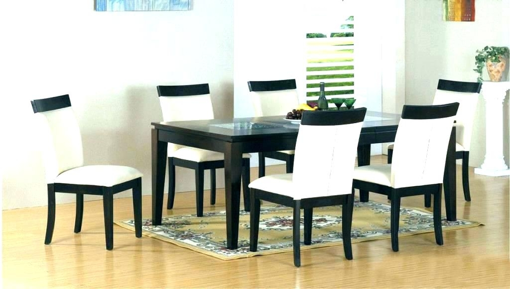 Best And Newest Modern Dining Tables And Chairs Pertaining To Dining Set With Bench And Chairs Cool Dining Tables Trendy Dining (View 3 of 20)