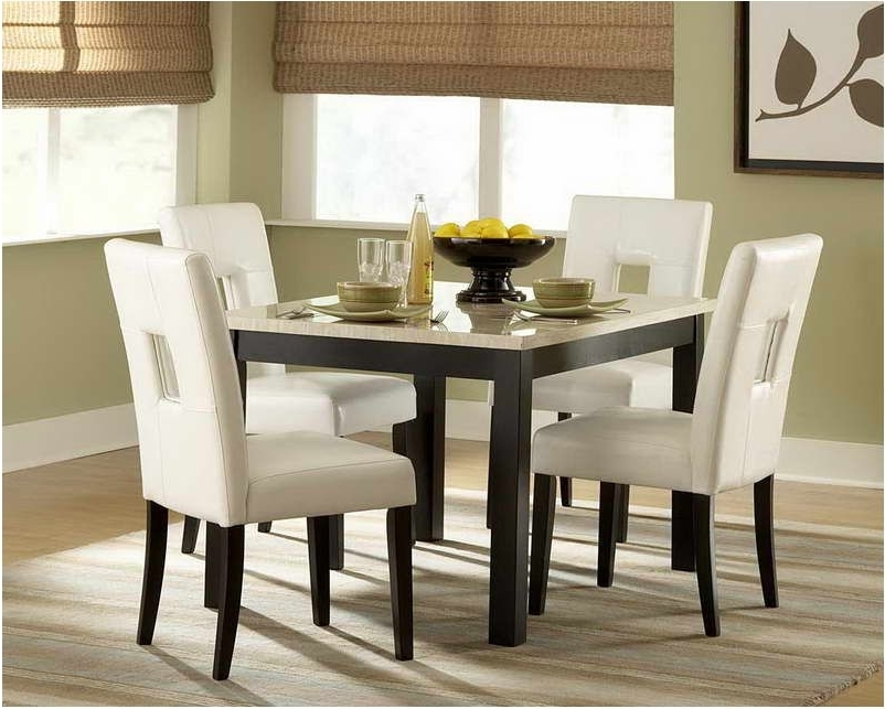 Best And Newest Nice Small Dining Table And Chairs (View 11 of 20)