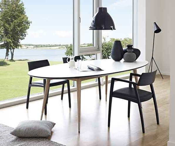 Best And Newest Non Wood Dining Tables (View 7 of 20)