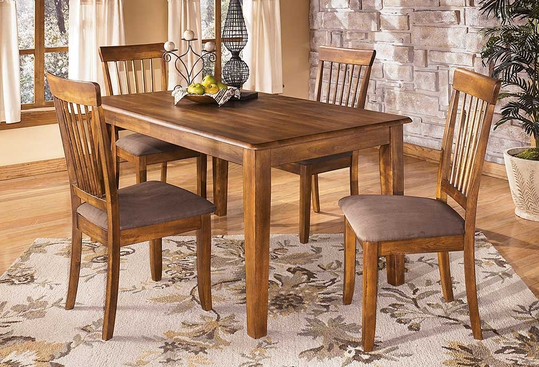 Best And Newest Select Imports Furniture And Decor Berringer Rectangular Dining Room For Craftsman 9 Piece Extension Dining Sets With Uph Side Chairs (View 5 of 20)