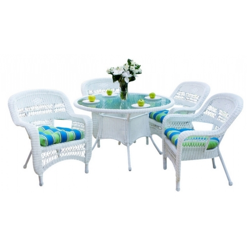 Best And Newest Tortuga Outdoor Portside 5 Piece Dining Set Within Outdoor Tortuga Dining Tables (View 18 of 20)