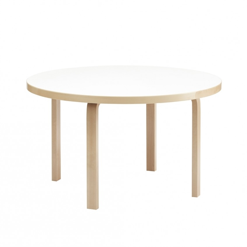 Birch Dining Tables With 2017 Round Dining Table 91 Birch & White – The Conran Shop (View 9 of 20)