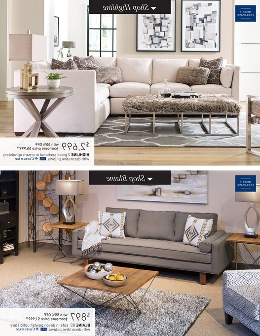 Blaine 4 Piece Sectionals Within Well Liked Morris Furniture Company – The Big Overstock Sale – Page 4 (View 14 of 15)