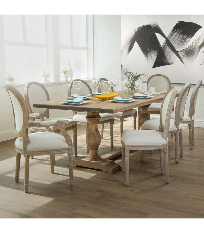 Bordeaux Dining Tables With Fashionable Bordeaux Dining Set (View 5 of 20)