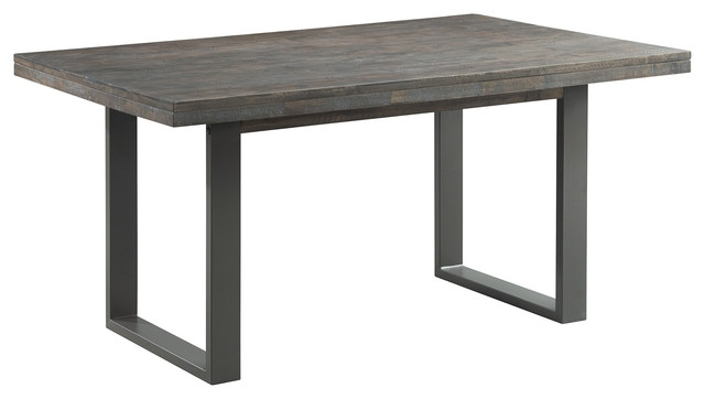 Bradford Dining Table – Industrial – Dining Tables  Picket House For Fashionable Bradford Dining Tables (View 4 of 20)