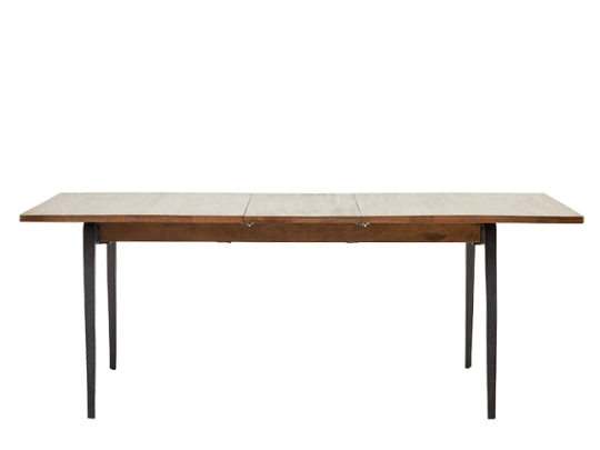 Bramante White Gloss Extending Dining Table (View 11 of 20)