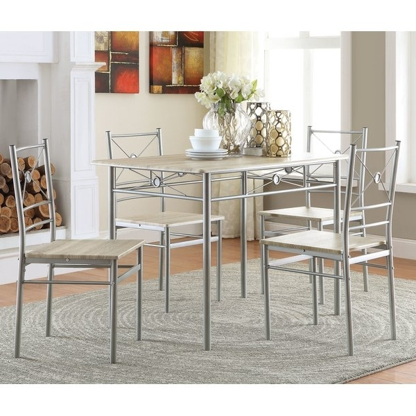 Budget Friendly Dining Sets (View 4 of 20)