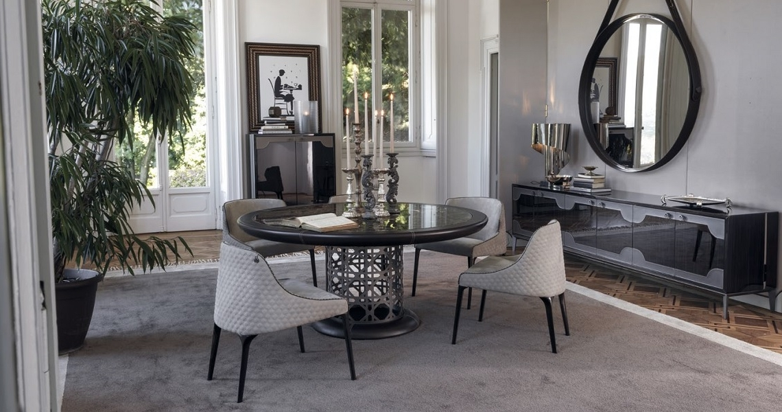 Buy Dining Tables Regarding Most Current Buy Dining Tables & Chairs From Exclusiveandreotti Cyprus (View 5 of 20)