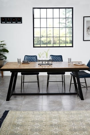 Buy Jefferson Extending Dining Table From The Next Uk Online Shop Regarding Most Recently Released Jaxon Grey Rectangle Extension Dining Tables (View 3 of 20)