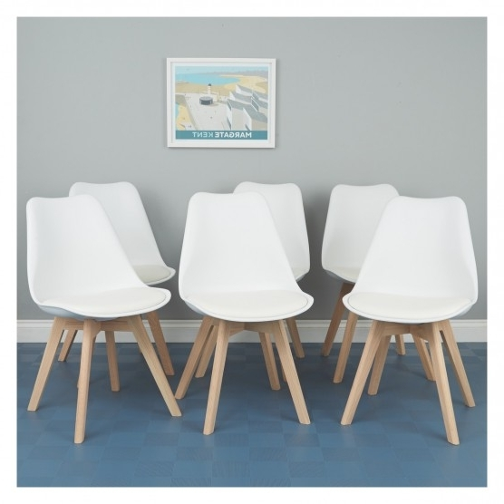 Buy Now At Habitat Uk With White Dining Chairs (View 3 of 20)