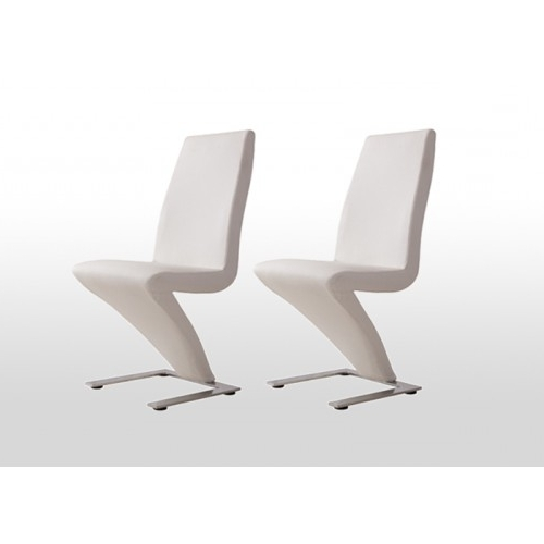 Buy Sets Of 2 For Perth White Dining Chairs (View 2 of 20)