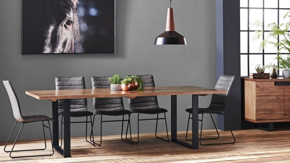 Buy Strand 9 Piece Rectangular Dining Suite (View 4 of 20)