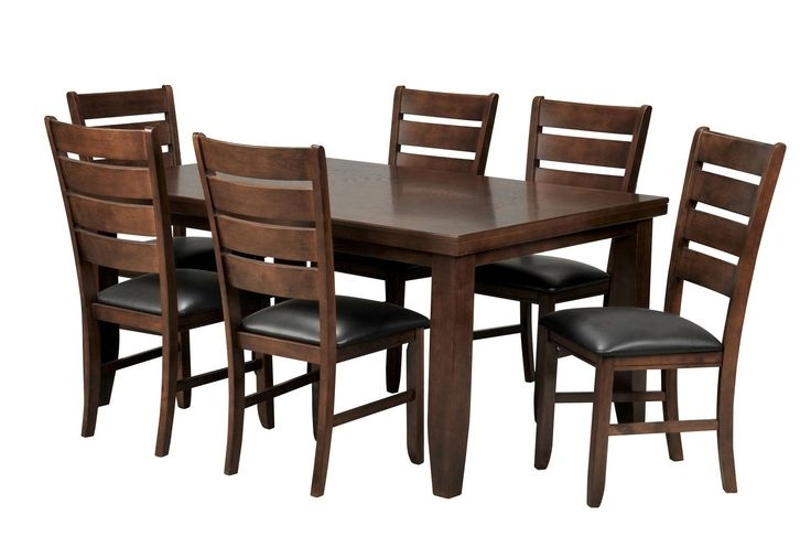 Cabinet, Closet For Bradford 7 Piece Dining Sets With Bardstown Side Chairs (View 9 of 20)