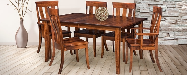 Cabinfield Inside Jaxon 5 Piece Extension Round Dining Sets With Wood Chairs (View 3 of 20)