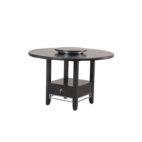 Caden 5 Piece Round Dining Sets Pertaining To Recent Shop Caden Dining Table – Cappuccino – Free Shipping Today (View 11 of 20)