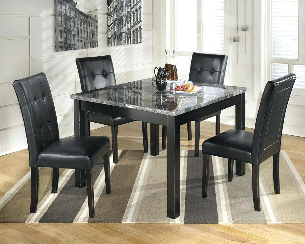 Caden Dining Set Round Dining Table Caden 5 Piece Dining Set Intended For Most Popular Caden Round Dining Tables (View 6 of 20)
