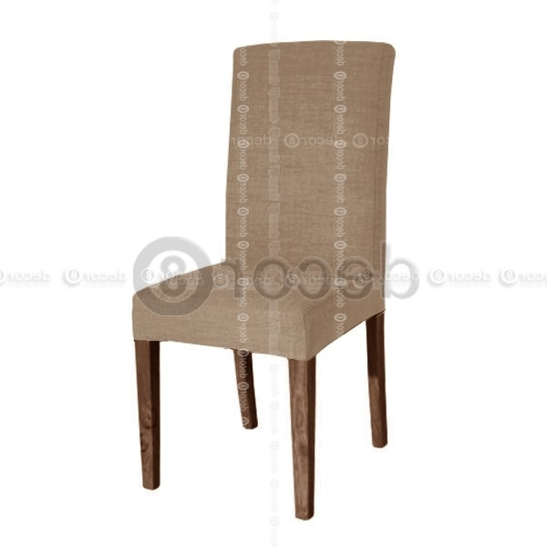 Caden Upholstered Fabric High Back Dining (View 13 of 20)