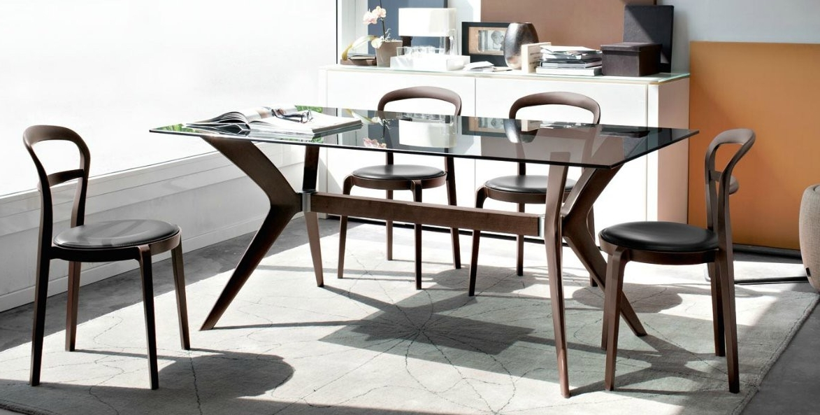Calligaris Cs/18 Rc 160 G Tokyo Dining Table, Italy – Neo Furniture Intended For Trendy Tokyo Dining Tables (View 3 of 20)