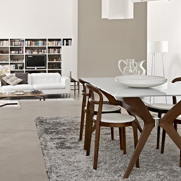 Calligaris Tokyo Table Htm Calligaris Tokyo Dining Table New Round Within Widely Used Tokyo Dining Tables (View 5 of 20)