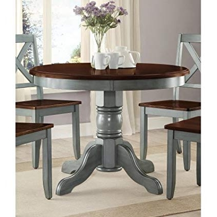 Cambridge Dining Tables Within Popular Amazon – Better Homes And Gardens Cambridge Place Dining Table (View 2 of 20)