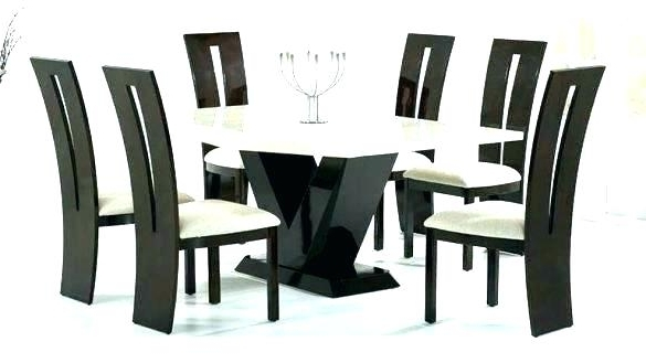 Cheap Dining Tables In Well Known Cheap Dining Table And Chairs Cheap Dining Room Furniture Review (View 4 of 20)