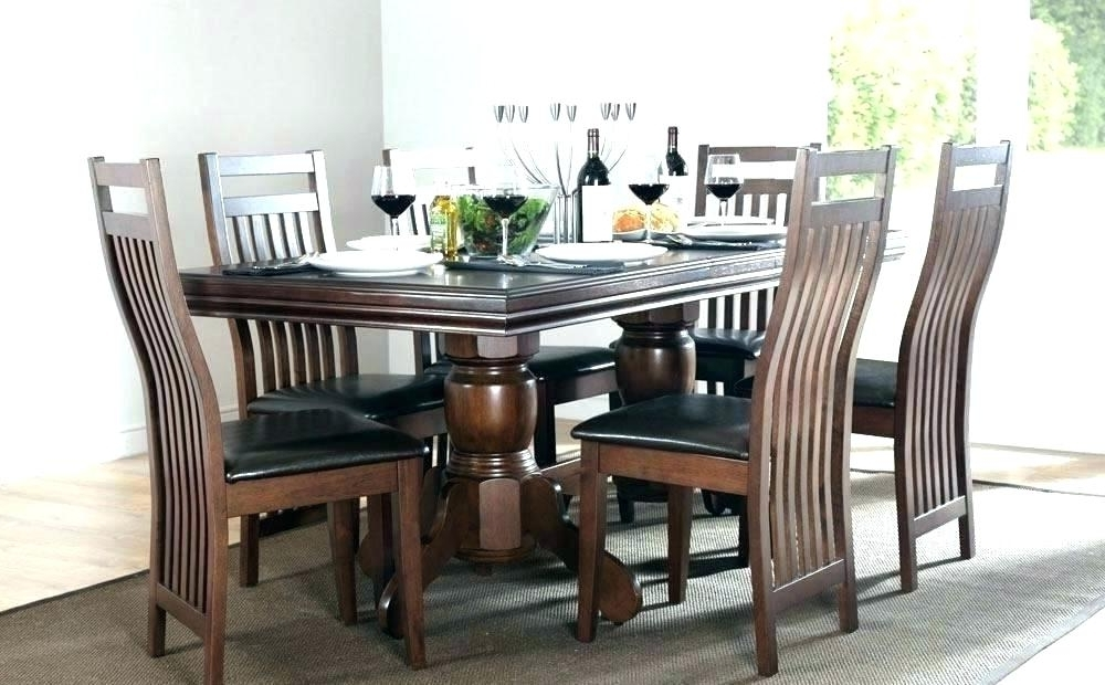 Cheap Glass Dining Tables And 6 Chairs With Well Known Cheap Extending Dining Table And Chairs Small Extending Dining Table (View 18 of 20)