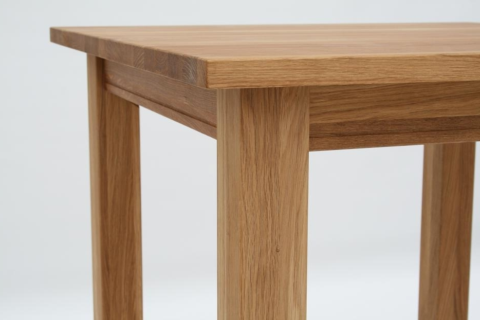 Cheap Oak Dining Tables Throughout Preferred Small Dining Tables (View 8 of 20)