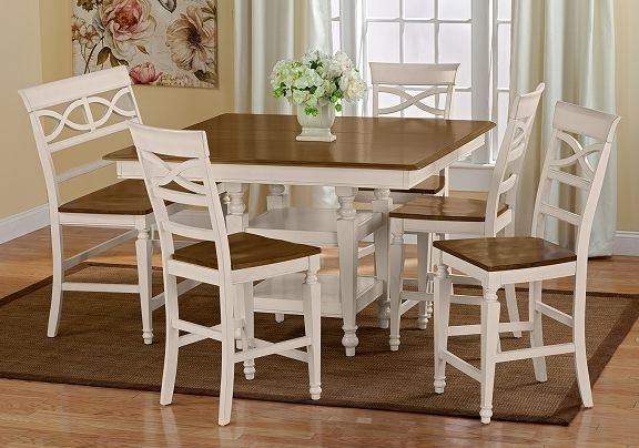 Chesapeake Ii Dining Room Collection (View 7 of 20)