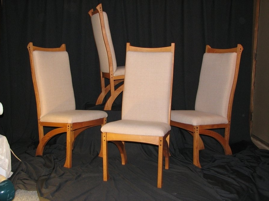 Chester Dining Chairs For Most Up To Date Chester Dining Chairs Bearkatwood @ Lumberjocks (View 15 of 20)
