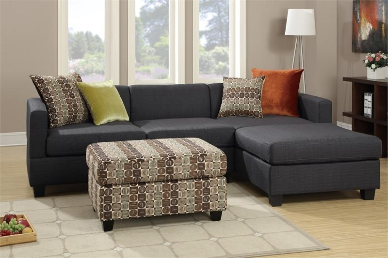 Choosing 2 Piece Sectional Sofa – Elites Home Decor With Trendy Evan 2 Piece Sectionals With Raf Chaise (View 4 of 15)