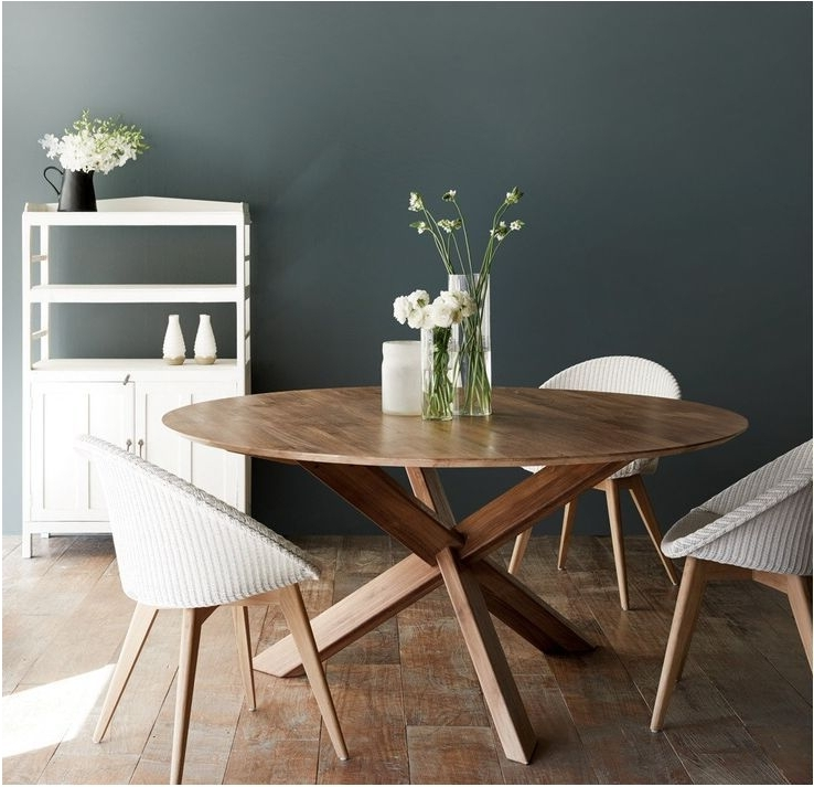Circular Dining Tables For Preferred Circular Dining Tables Amazing Circular Oak Dining Table Tables (View 5 of 20)