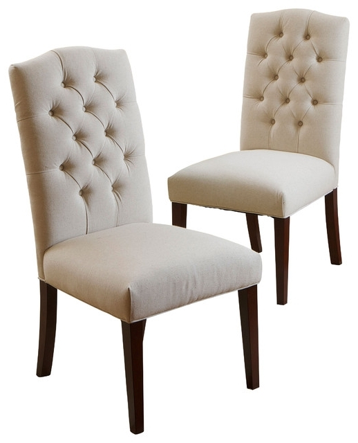Clark Dining Chairs, Set Of 2 – Transitional – Dining Chairs – In Most Up To Date Dining Chairs (View 5 of 20)