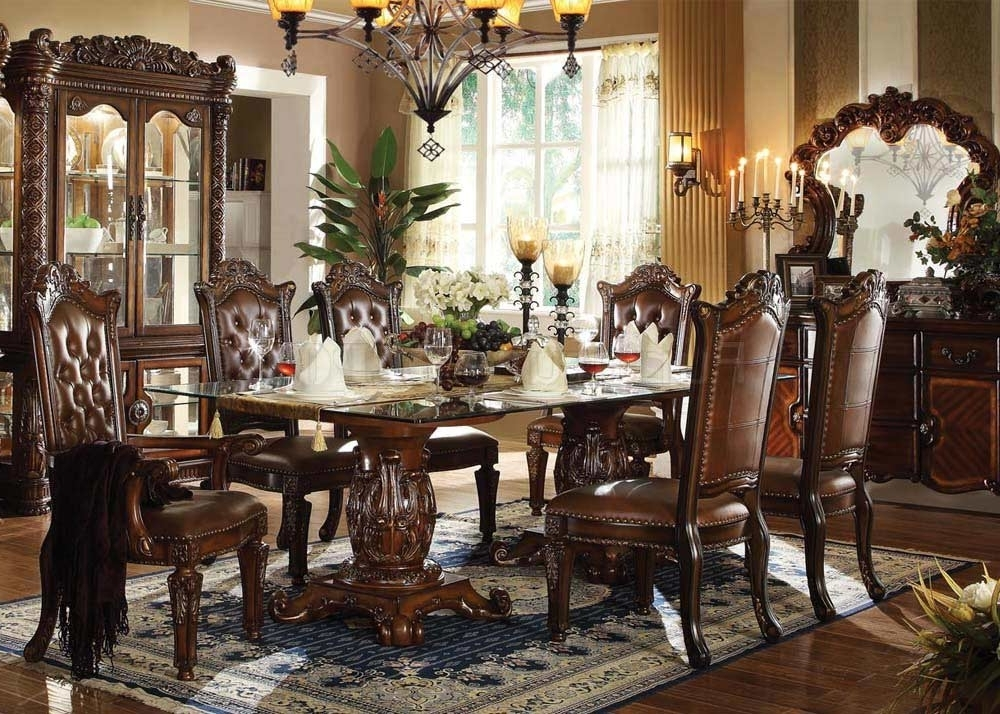 Classic Dining Inside Newest Traditional Dining Tables (View 7 of 20)