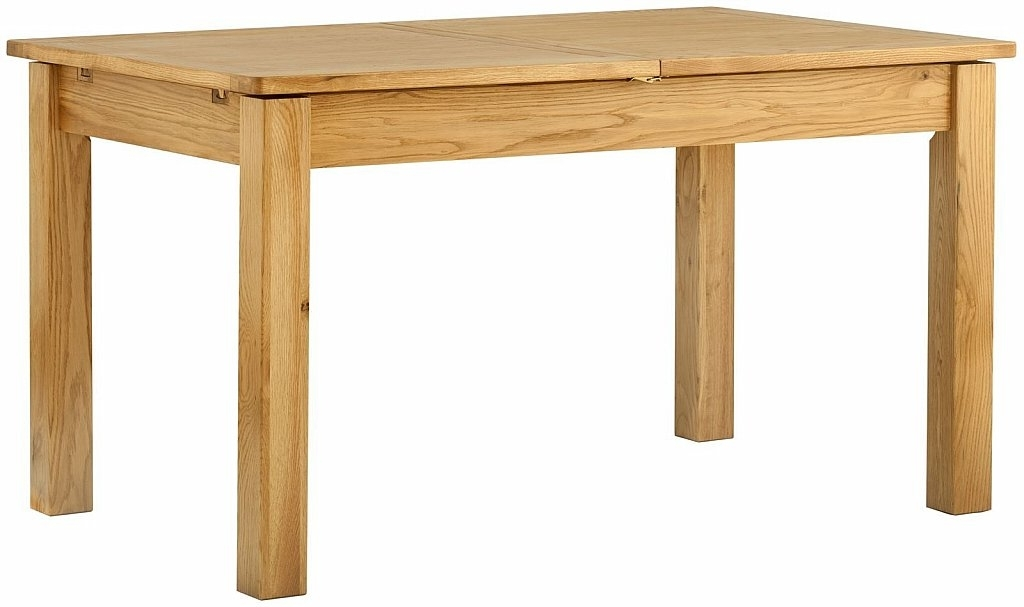 Classic Furniture – Portland Oak Extending Dining Table Throughout Well Known Portland Dining Tables (View 3 of 20)