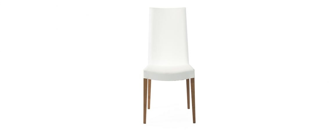 Cometa White Dining Chair Inside Famous White Dining Chairs (View 4 of 20)