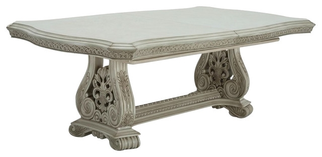 Como Dining Tables With Regard To Trendy Alico Michael Amini Villa Di Como Rectangular Dining Table (View 9 of 20)
