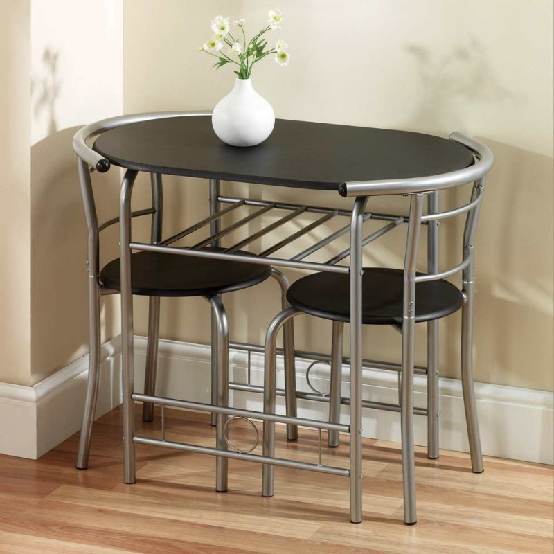 Compact Dining Tables Throughout Latest Mesmerizi Fabulous Compact Dining Table – Home Design And Wall (View 6 of 20)